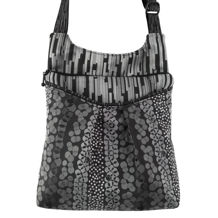 Maruca Busy Body Handbag in Confetti Black