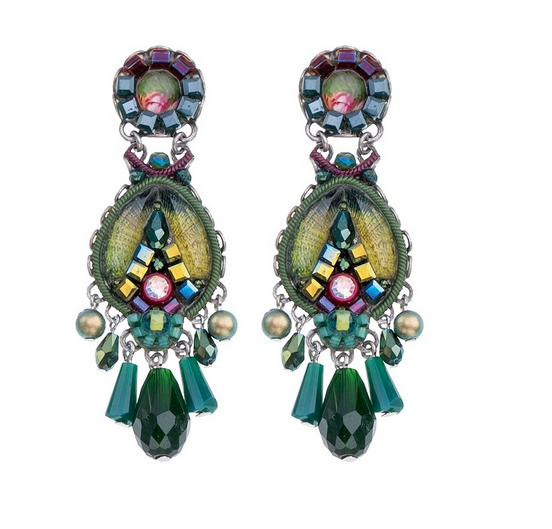 Summer Lawns Set Set Earrings by Ayala Bar