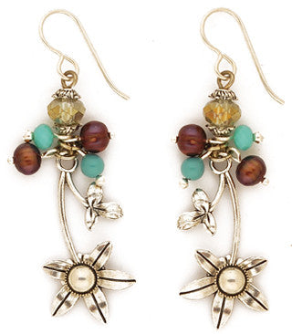 Nature's Touch Earrings by Desert Heart