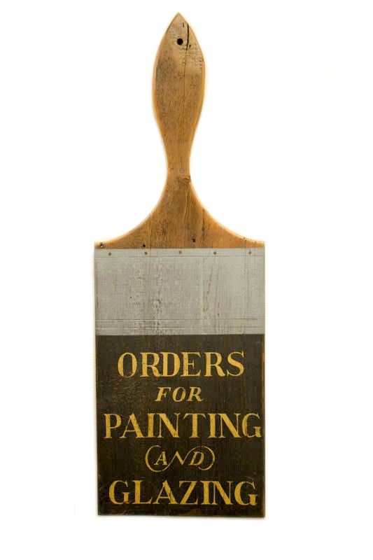 Orders for Painting and Glazing Paintbrush Americana Art