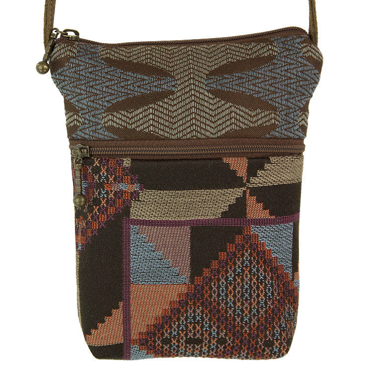 Maruca Sprout Handbag in Quilt Earth