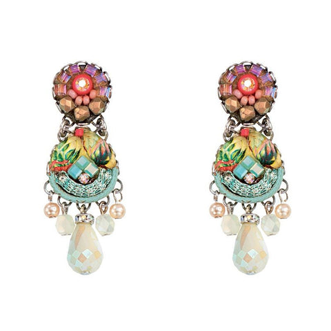 Alchemilla Mood Classic Collection Earrings by Ayala Bar
