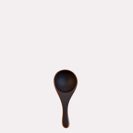 Coffee Scoop Blackened