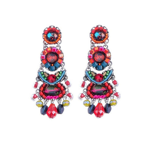 Rowan Feel Earrings by Ayala Bar