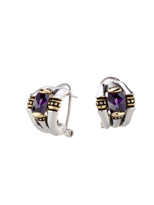 Cor Collection Omega Clip Post Earrings by John Medeiros