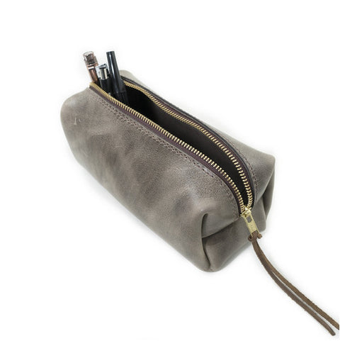Leather High Line Two Pouch - Available in Multiple Colors