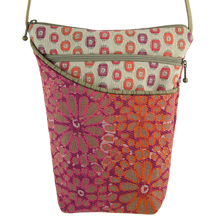 Maruca City Girl Handbag in Botany Hot
