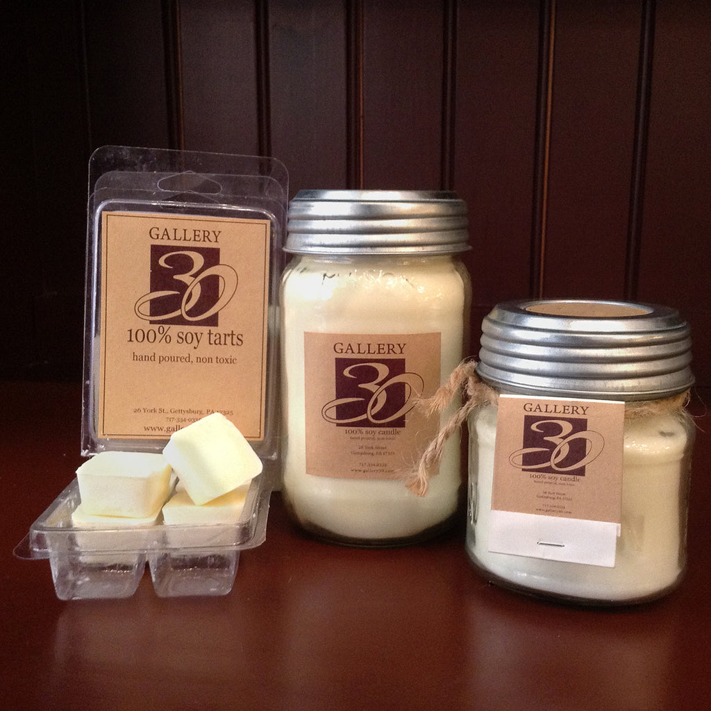 Iced Pear Soy Candle 16 oz.