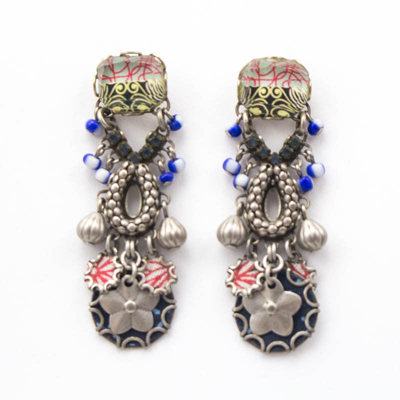 Forest Hills Hip Collection Earrings by Ayala Bar