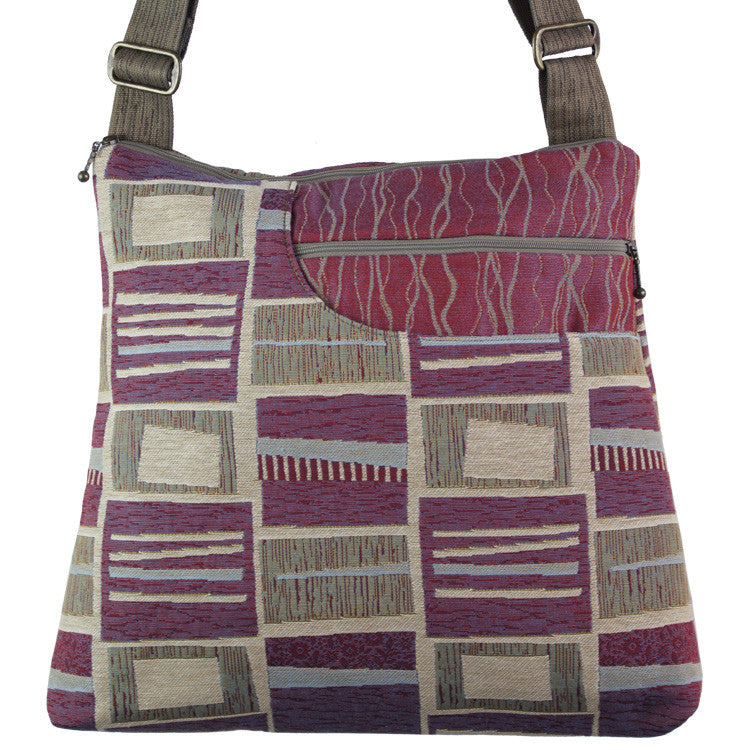 Maruca Worker Bee Handbag in Swatch Iris