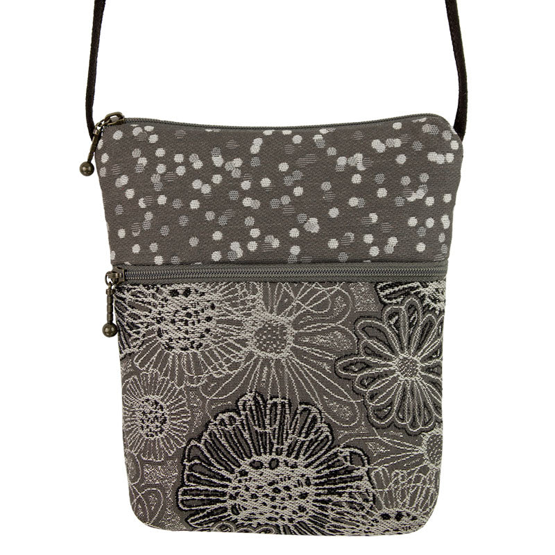 Maruca Li'l Buddy Handbag in Blooming Grey