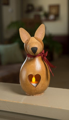 Max the Dog Gourd