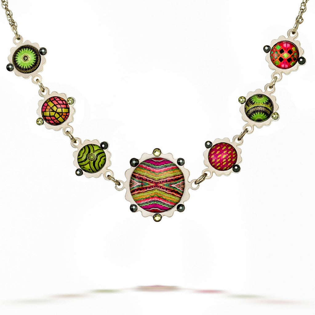 Rangoli Necklace