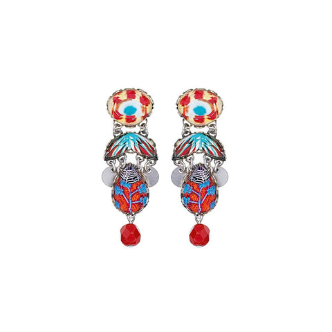 Afro-Desia Dream Earrings by Ayala Bar