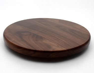 Lazy Susan in Walnut - Size 12""