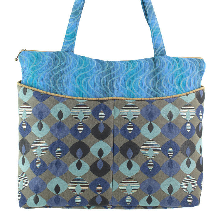 Maruca Tote Bag in Jubilee Cool