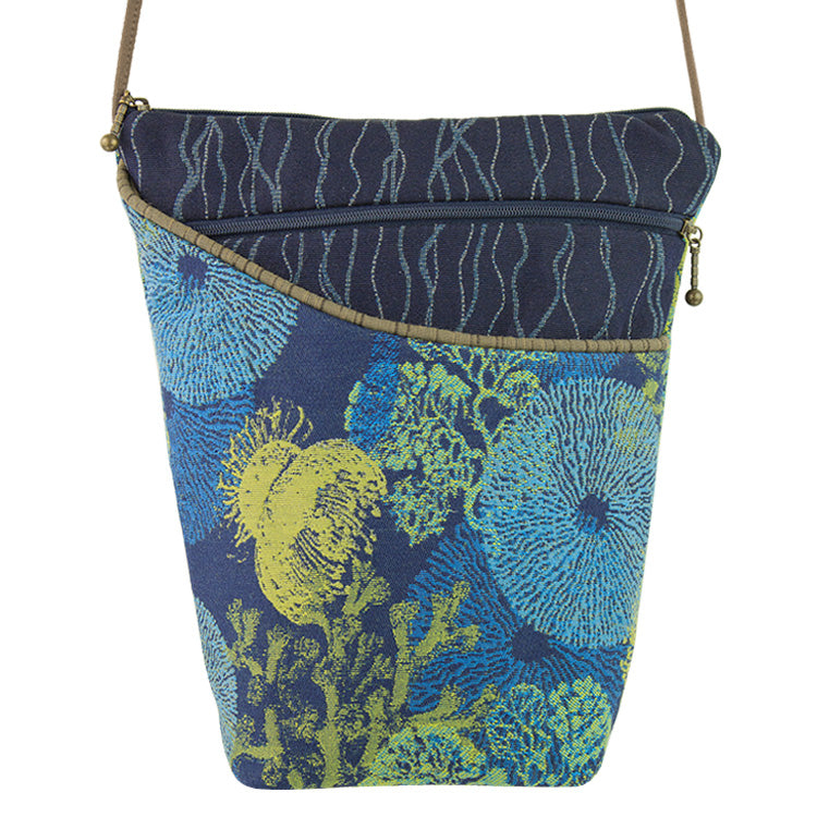 Maruca City Girl Handbag in Reef Navy
