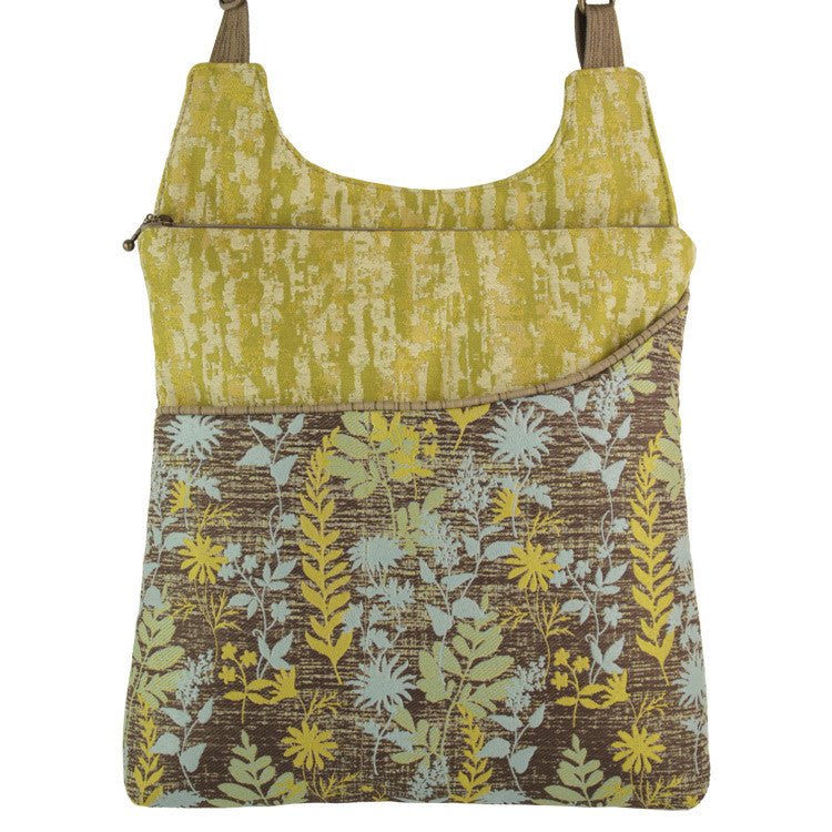 Maruca Cafe Sling Handbag in Fern Cool