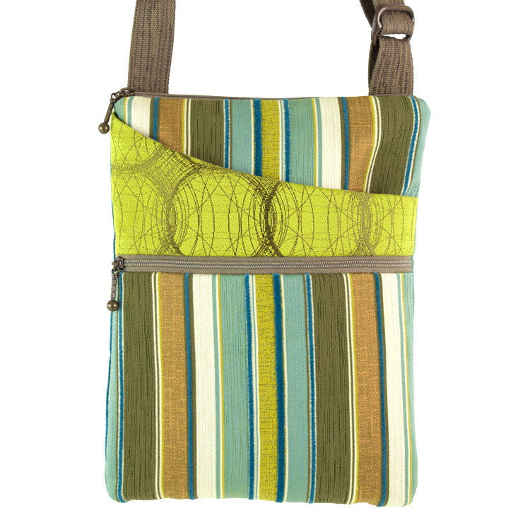 Maruca Pocket Bag in Mod Stripe