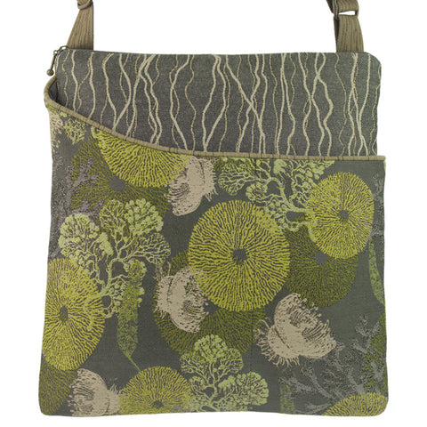 Maruca Cafe Sling Handbag in Reef Grey