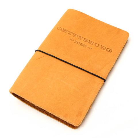 Gettysburg Expedition Notebook - Available in Multiple Colors