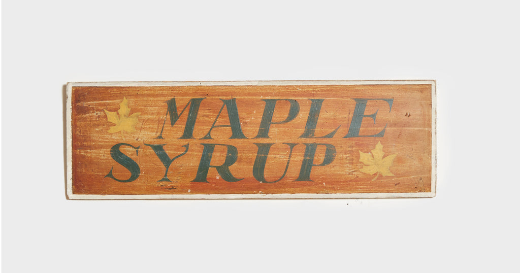Maple Syrup Americana Art
