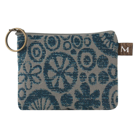 Maruca Coin in Mod Blue