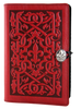The Medici in Red Large Leather Journal