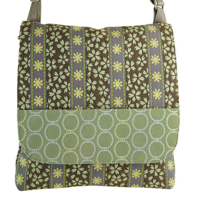 Maruca Johnny Bag in Trellis Garden
