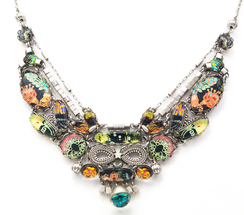Evening Bouquet Large Radiance Collection Necklace by Ayala Bar