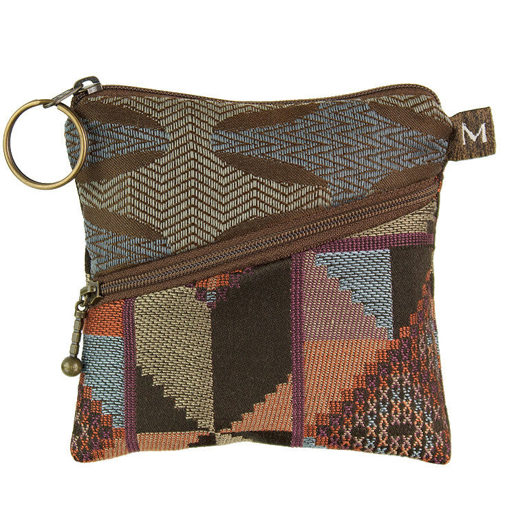 Maruca Roo Pouch in Quilt Earth