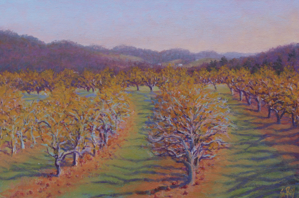 Adams County Orchard by Simonne Roy