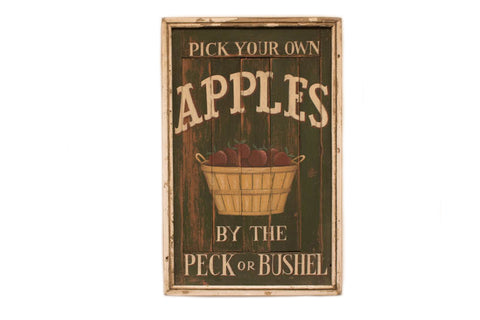 Pick Your Own Apples Americana Art