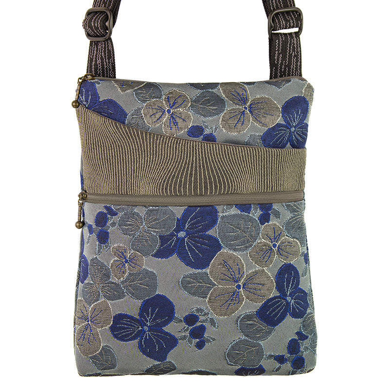 Maruca Pocket Bag in Pansy Blue