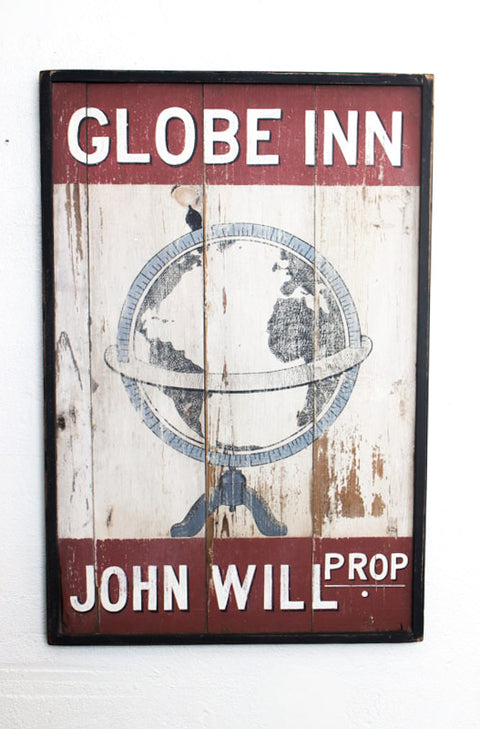Globe Inn, John Will Americana Art