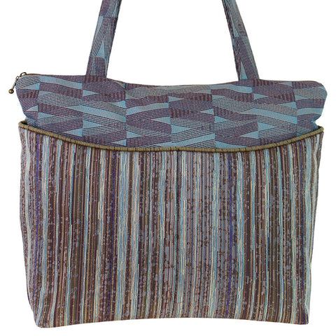 Maruca Tote Bag in Spring Rain