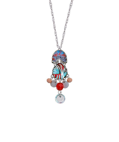 Afro-Desia Doreen Pendant Necklace by Ayala Bar