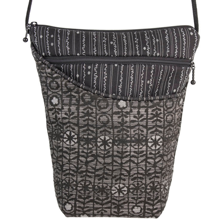 Maruca City Girl Handbag in Hedge Black