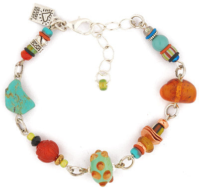 Seaside Treasure Bracelet by Desert Heart