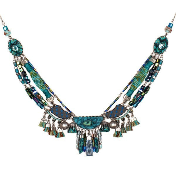 Serene Sky Hip Collection Necklace by Ayala Bar
