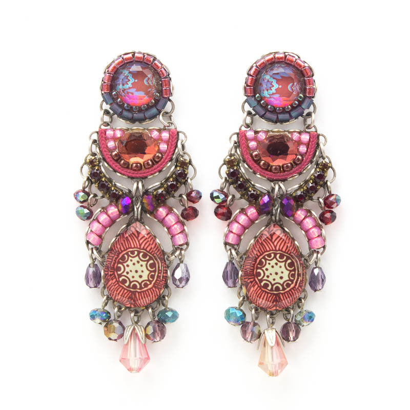 Arabian Sunset Classic Collection Earrings by Ayala Bar