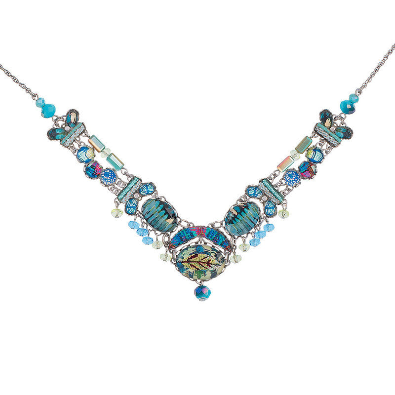 Caspian Tide Radiance Collection Necklace by Ayala Bar