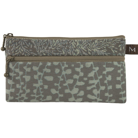 Maruca Heidi Wallet in Seaweed Foam