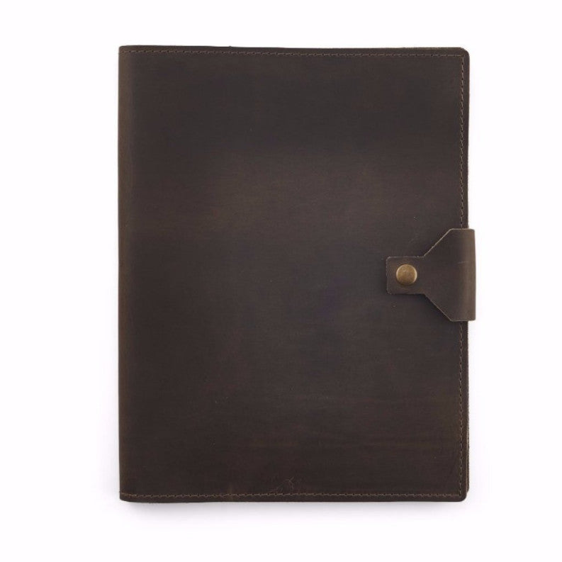 Leather Executive Padfolio - Available in Multiple Colors