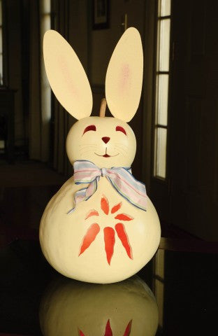Willow Bunny Gourd