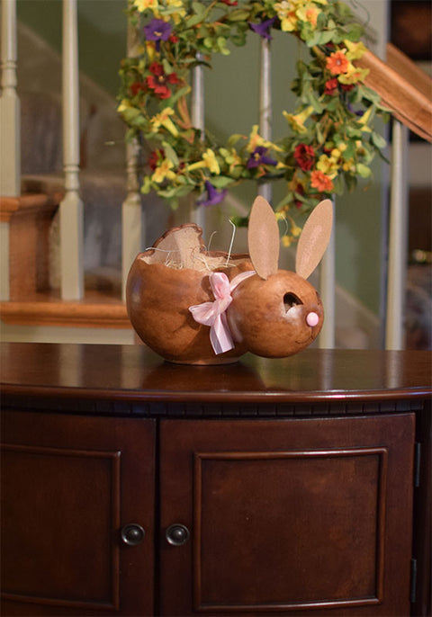 Ashley Bunny Basket Gourd