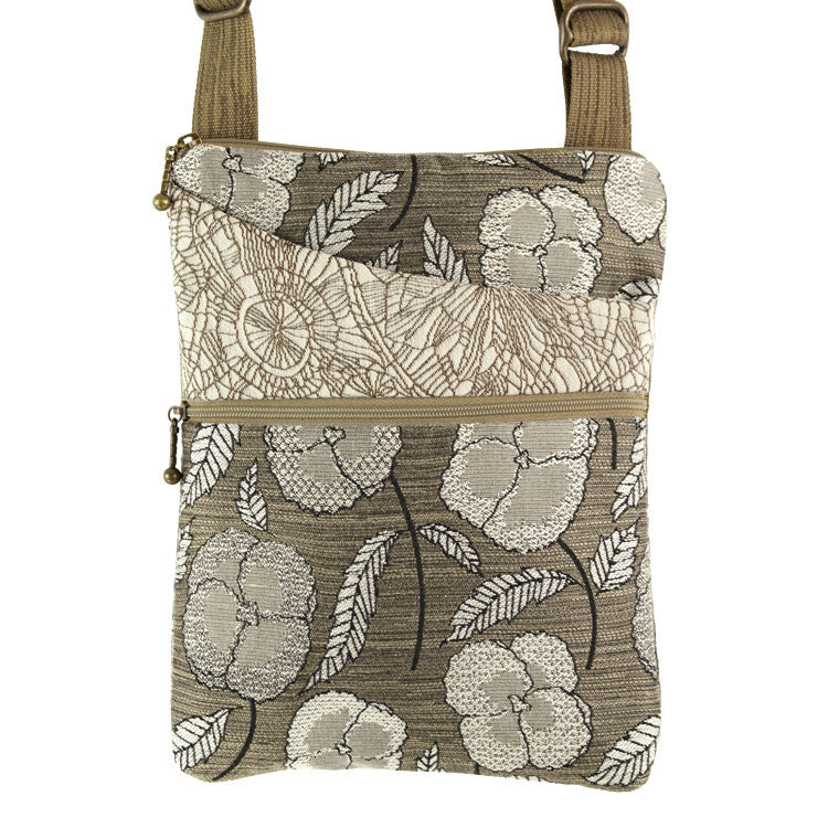 Maruca Pocket Bag in Rustic Pansy