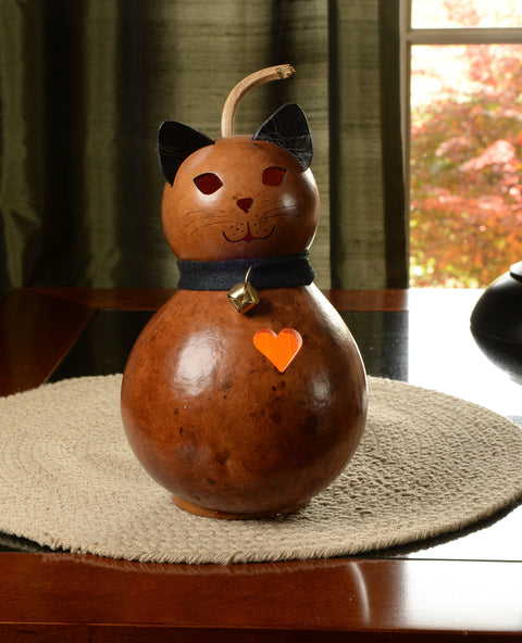 Bella the Cat Gourd