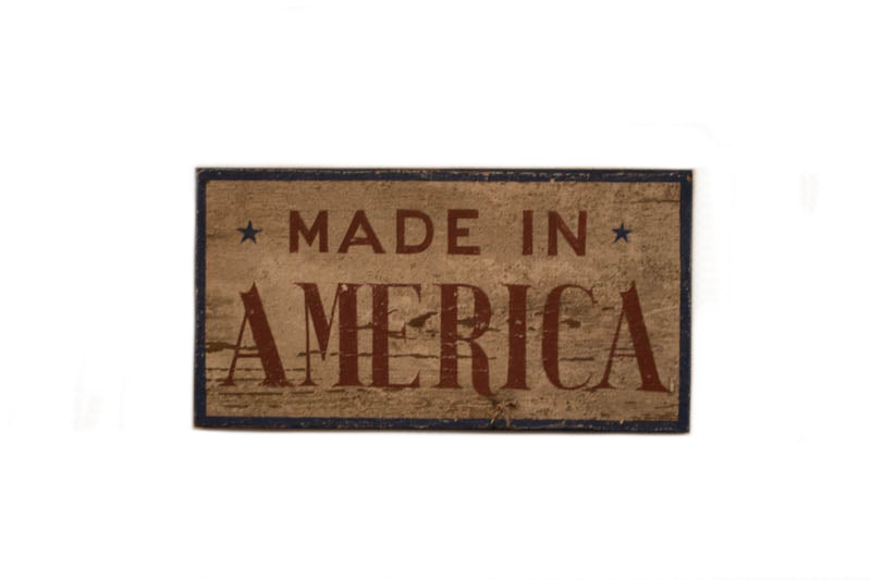 Made in America (D) Americana Art