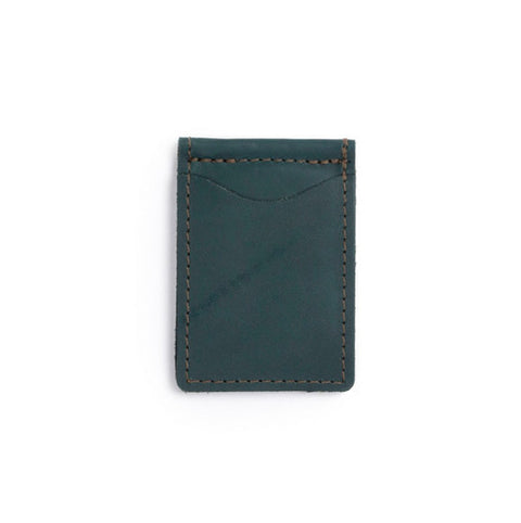 Leather Money Clip - Available in Multiple Colors